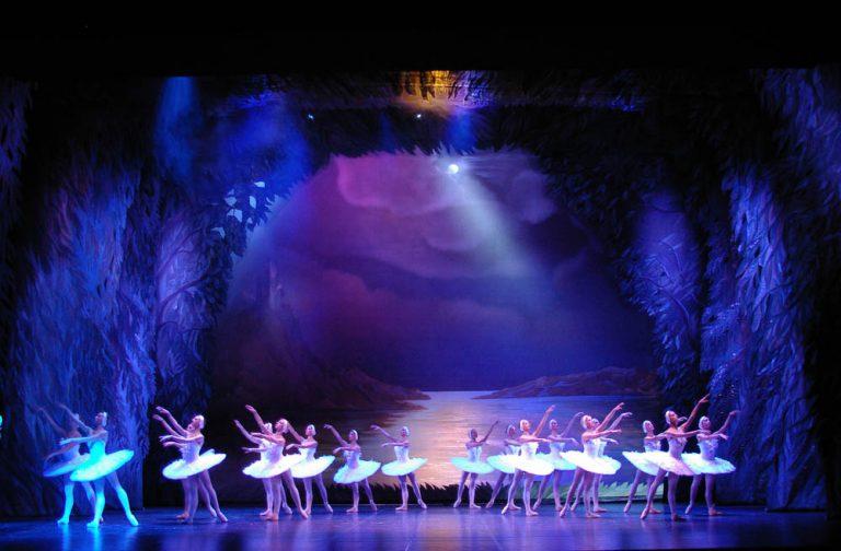 Opera, Balet