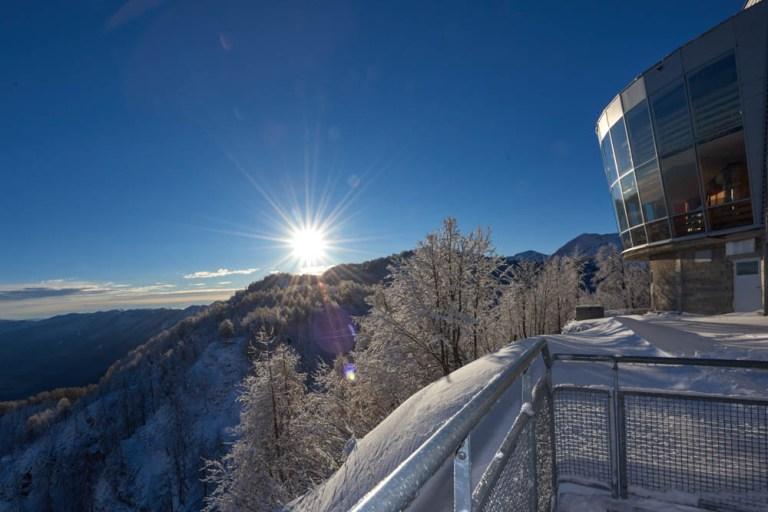 Slovenia Ski Slopes