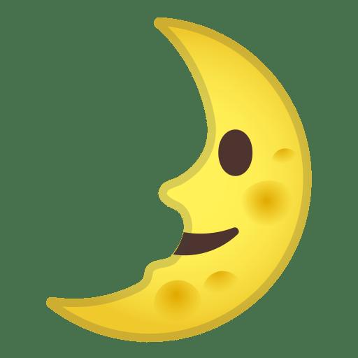 Moon Half Meaning Half Sun