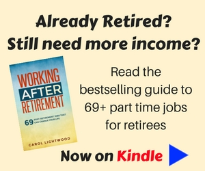 working retirement ebook
