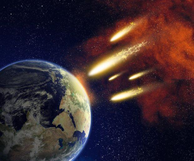 Ученые выяснили, почему астероиды не уничтожили жизнь на юной Земле