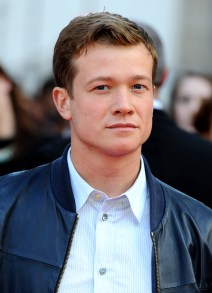 """LONDON, ENGLAND - APRIL 29: Ed Speleers attends the UK Premiere of """"Plastic"""" at Odeon West End on April 29, 2014 in London, England. (Photo by Anthony Harvey/Getty Images)"""