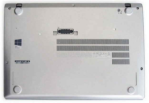 ThinkPad T470s bottom