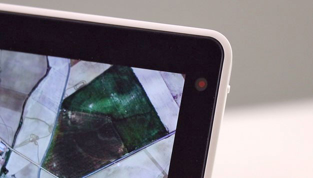 smart display camera privacy switch