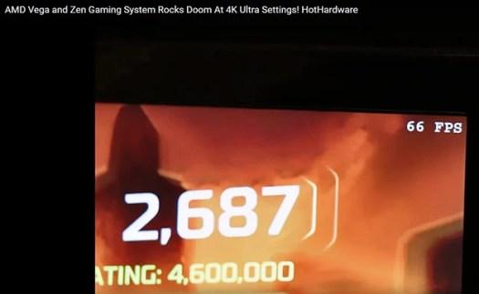 Radeon RX Vega Doom
