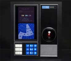 HAL-9000 Replica Boasts Amazon Alexa Integration But Can't Open Pod Bay Doors, Dave