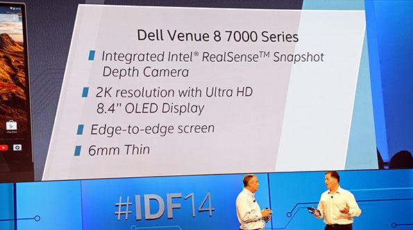 Dell anuncia o tablet de 8 polegadas mais fino do mercado e com câmara 3D 1