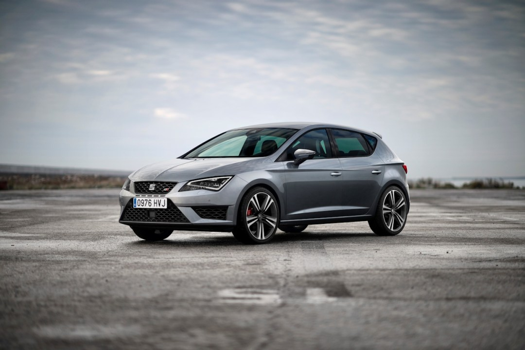 SEAT Leon CUPRA 2014  Hot Hatch Statistics