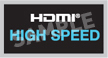 HDMI High Speed Logo