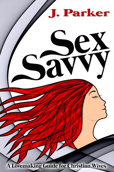Awesome book cover for Sex Savvy