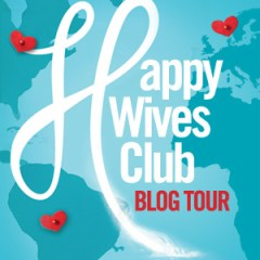 Happy Wives Club Blog Tour button