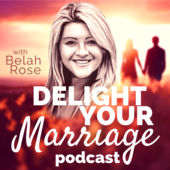 Delight Your Marriage podcast logo
