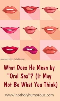 Set of lips + blog post title
