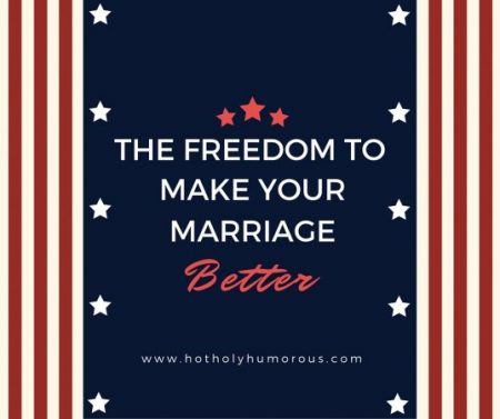 The Freedom to Make Your Marriage Better