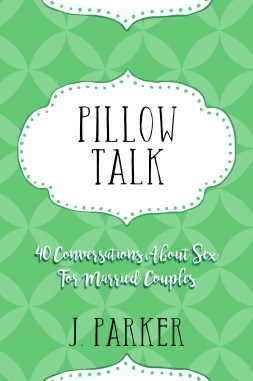Pillow Talk Book Cover, click to learn more or find buy links