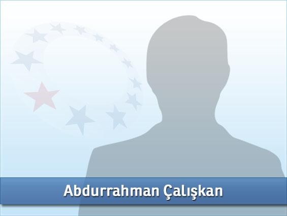 Abdurrahman Caliskan