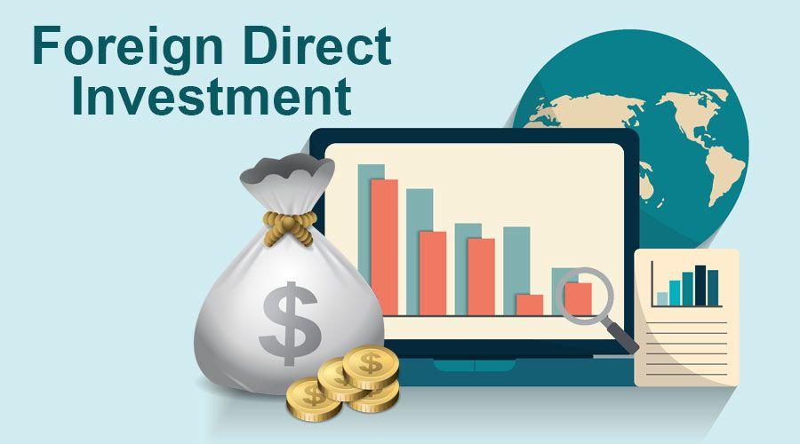 الاستثمار الأجنبي المباشر