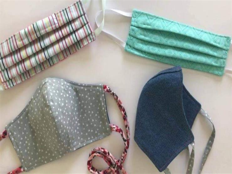 الكمامات المصنوعة من القماش