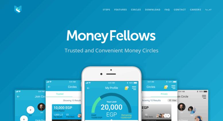 moneyfellows egypt