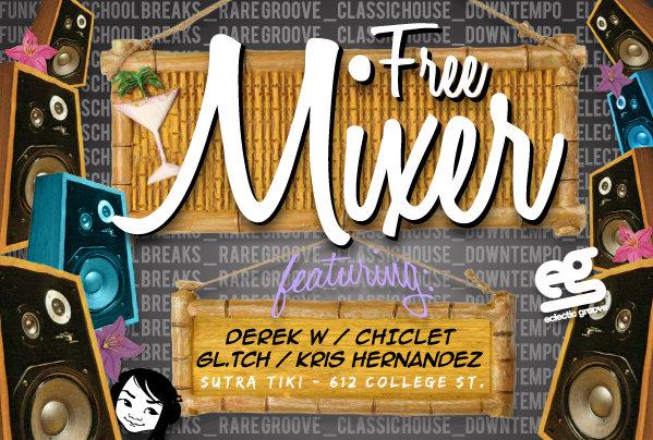 Free Mixer - Aug