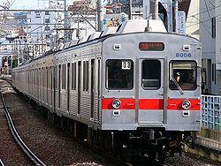 東急東横線8000系