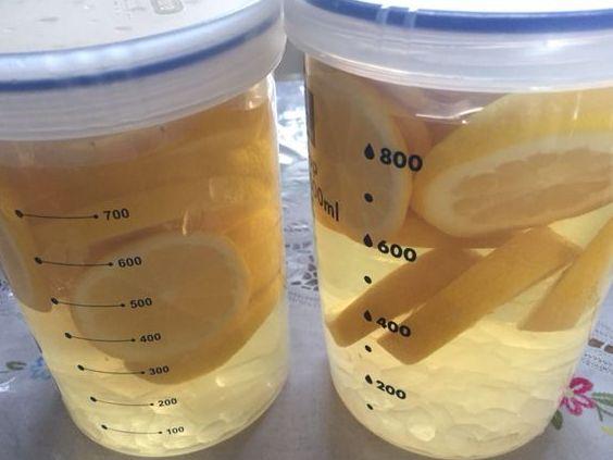 レモン酢の作り方や効能・効果は?飲み方や保存法をチェック!