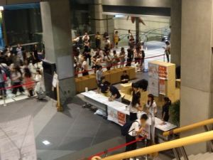 ディーンフジオカ 東京国際フォーラム ライブイベント フードドライブ