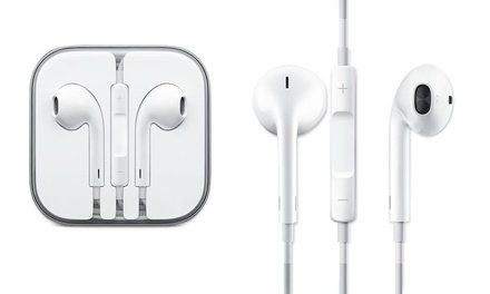 EarPods(iphone7付属イヤホン)の使い方やリモコン操作法を調査!
