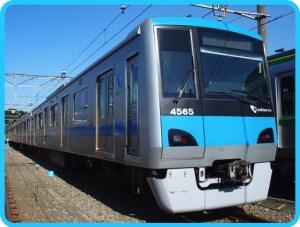 小田急ファミリー鉄道展2016 4000系
