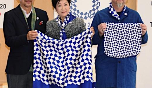 東京五輪公式グッズの風呂敷(スカーフ)の購入方法を調査!