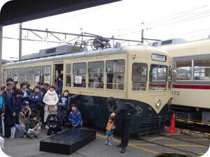 ちてつ電車フェスティバル2018のレポート!イベントや展示車両を調査!