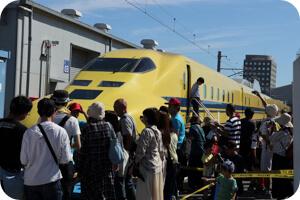 新幹線なるほど発見デー2019の感想は?浜工新幹線の乗車レポート!