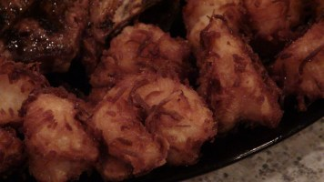 Coconut Shrimp T bone red velvet babycakes 117