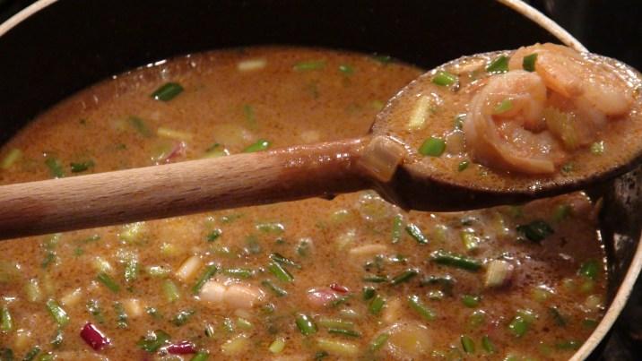 Hot Kitchen- Seafood Bisque Cajun Recipe