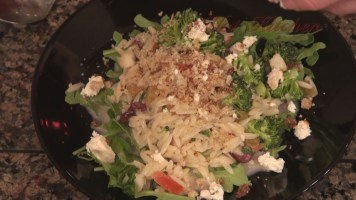 Hot Kitchen Orzo and Broccoli Salad Recipe Demonstration