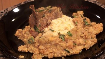 Hot Kitchen Lamb and Lentils Recipe Demonstration