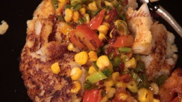 Hot Kitchen Tex Mex Fish Recipe Demonstration