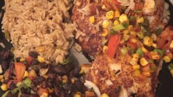 Hot Kitchen Tex Mex Fish, Tex-Mex Buerre Blanc Recipe Demonstration