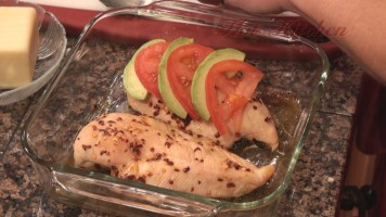 Hot Kitchen Chicken Monterey Recipe Demonstration