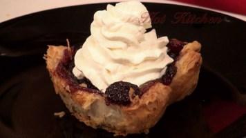 Hot Kitchen Cherry Tartlets Recipe Demonstration