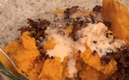 Hot Kitchen Butternut Stuffed Manicotti with Hazelnut Buerre Noisette Recipe Demonstration