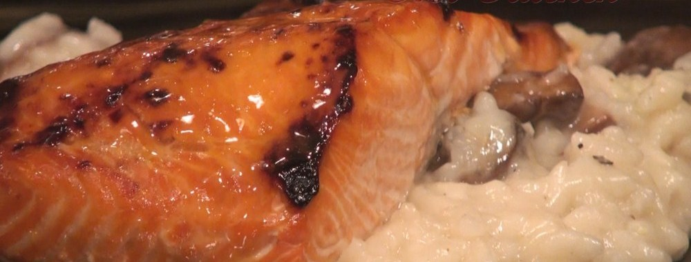Hot Kitchen Orange Glazed Salmon Recipe Demonstration