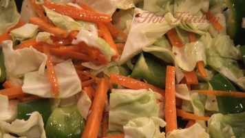 Hot Kitchen Sauteed Cabbage Recipe Demonstration