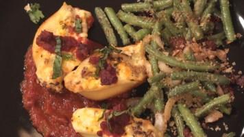 Hot Kitchen Italian Stuffed Shells Recipe Demonstration