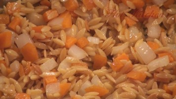 Hot Kitchen - Orzo Pilaf Demonstration