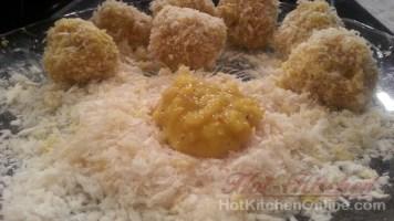 Vegetarian Meatballs3