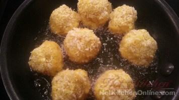 Vegetarian Meatballs6