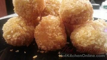 Vegetarian Meatballs10