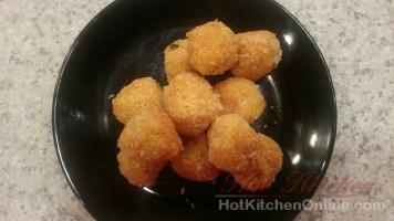 Vegetarian Meatballs12