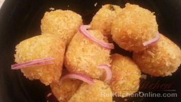 Vegetarian Meatballs13